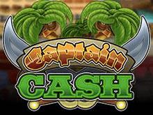 Азартная игра на классическом слоте Captain Cash