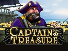 Captains Treasure на деньги в виртуальном казино