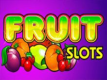 Fruit Slots играть в Вулкан Делюкс