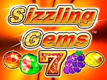 Азартный слот Sizzling Gems в игровом зале