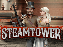 Steam Tower онлайн в казино