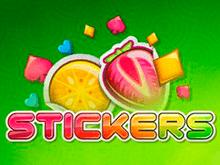 Stickers в лучшем казино