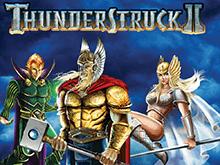 Thunderstruck II популярный онлайн-автомат