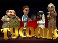 Tycoons в казино Вулкан Делюкс